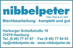 Nibbelpeter Fette, Peter & Co. OHG